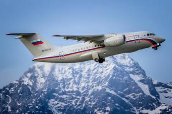 RA-61716 - Rossiya Antonov An-148