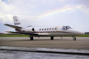 N284CP - Private Cessna 560 Citation Ultra