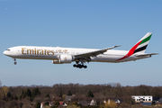A6-EGQ - Emirates Airlines Boeing 777-300ER aircraft