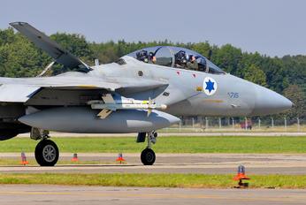 715 - Israel - Defence Force McDonnell Douglas F-15D Eagle