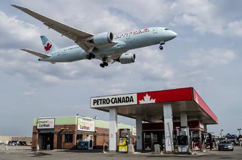 C-GHPQ - Air Canada Boeing 787-8 Dreamliner