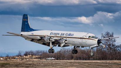 N151 - Everts Air Cargo Douglas DC-6B