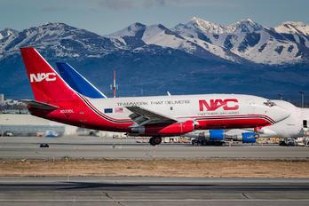 N322DL - Northern Air Cargo Boeing 737-200F