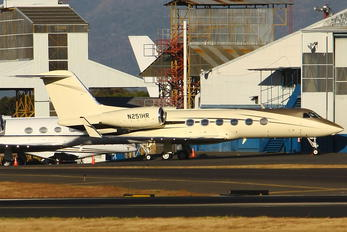 N251HR - Private Gulfstream Aerospace G-IV,  G-IV-SP, G-IV-X, G300, G350, G400, G450