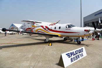 B-0413 - Private Pilatus PC-12