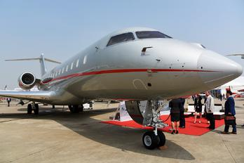 9H-VJN - Vistajet Bombardier BD-700 Global 6000