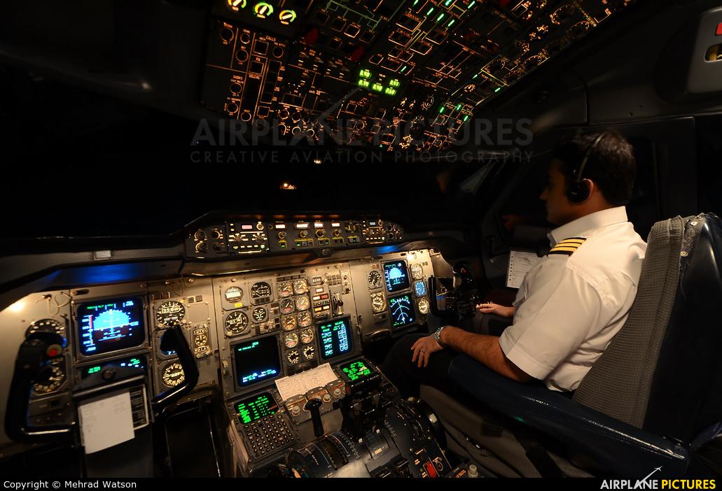 Iran Air EP-IBC aircraft at In Flight - Turkey