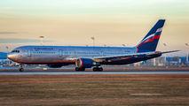 VP-BAX - Aeroflot Boeing 767-300ER aircraft