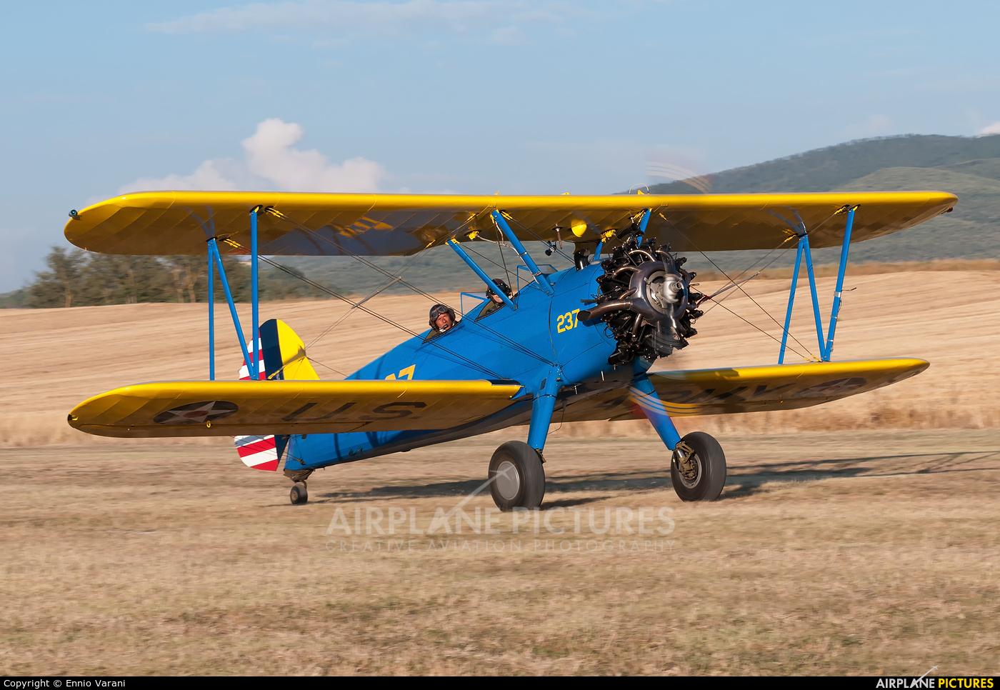 Private N5254B aircraft at Mensanello