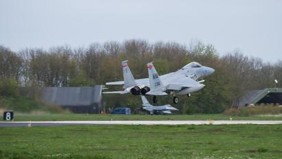 84-0016 - USA - Air National Guard McDonnell Douglas F-15C Eagle