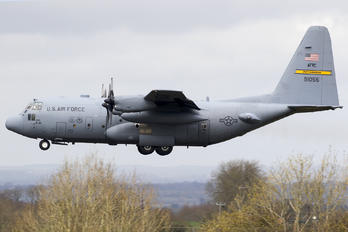 89-1055 - USA - Air Force Lockheed C-130H Hercules