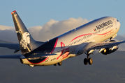 EI-DRA - Aeromexico Boeing 737-800 aircraft