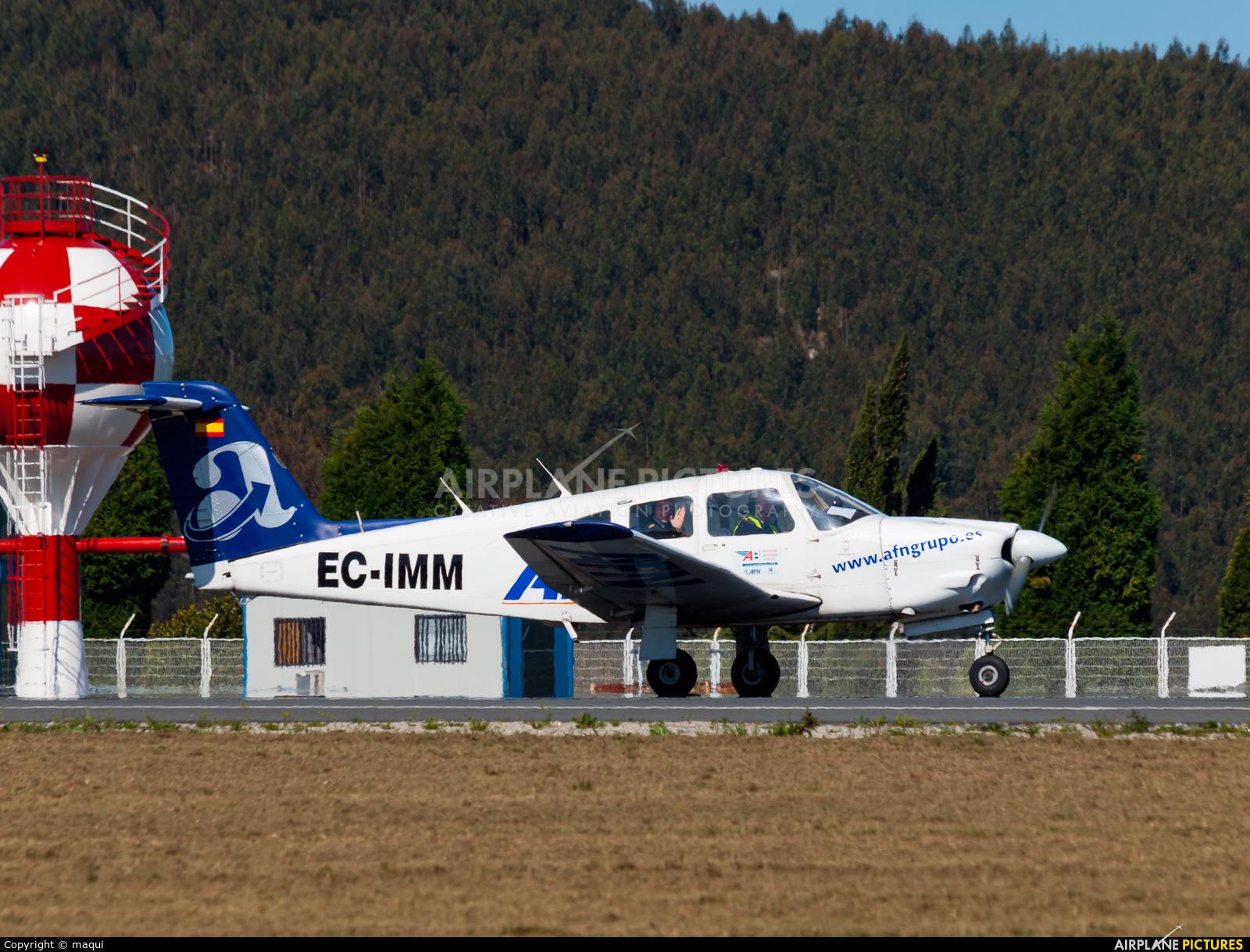 Aeroflota del Noroeste EC-IMM aircraft at La Coruña