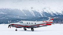 OK-PMC - Private Pilatus PC-12 aircraft