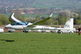 D-KSCR - Private Schempp-Hirth Duo Discus XL