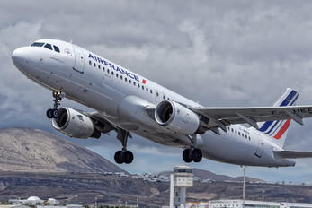 F-HEPA - Air France Airbus A320