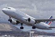 F-HEPA - Air France Airbus A320 aircraft