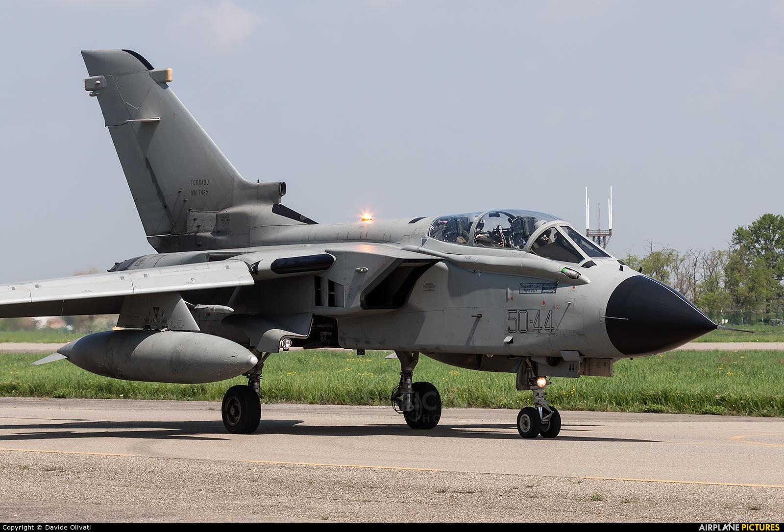 Italy - Air Force MM7062 aircraft at Piacenza