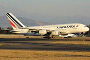 F-HPJJ - Air France Airbus A380 aircraft