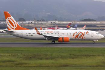PR-GYA - GOL Transportes Aéreos  Boeing 737-800