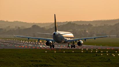 D-AIRT - Lufthansa Airbus A321