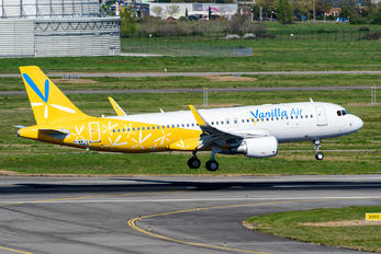 F-WWIY - Vanilla Air Airbus A320