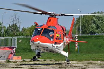 OM-ATF - Air Transport Europe Agusta / Agusta-Bell A 109