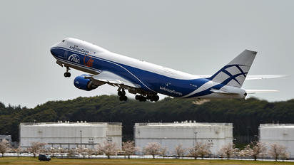 VQ-BLQ - Air Bridge Cargo Boeing 747-8F