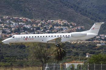 F-HFKG - Fly Kiss Embraer ERJ-145