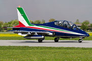 "MM54539 - Italy - Air Force ""Frecce Tricolori"" Aermacchi MB-339-A/PAN aircraft"