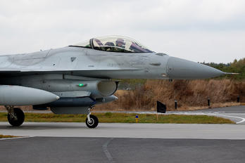 4066 - Poland - Air Force Lockheed Martin F-16C block 52+ Jastrząb