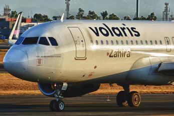 XA-VOZ - Volaris Airbus A320