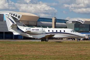 PP-IVA - Private Cessna 560XL Citation XLS