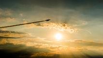 - - Baltic Bees Jet Team Aero L-39 Albatros aircraft