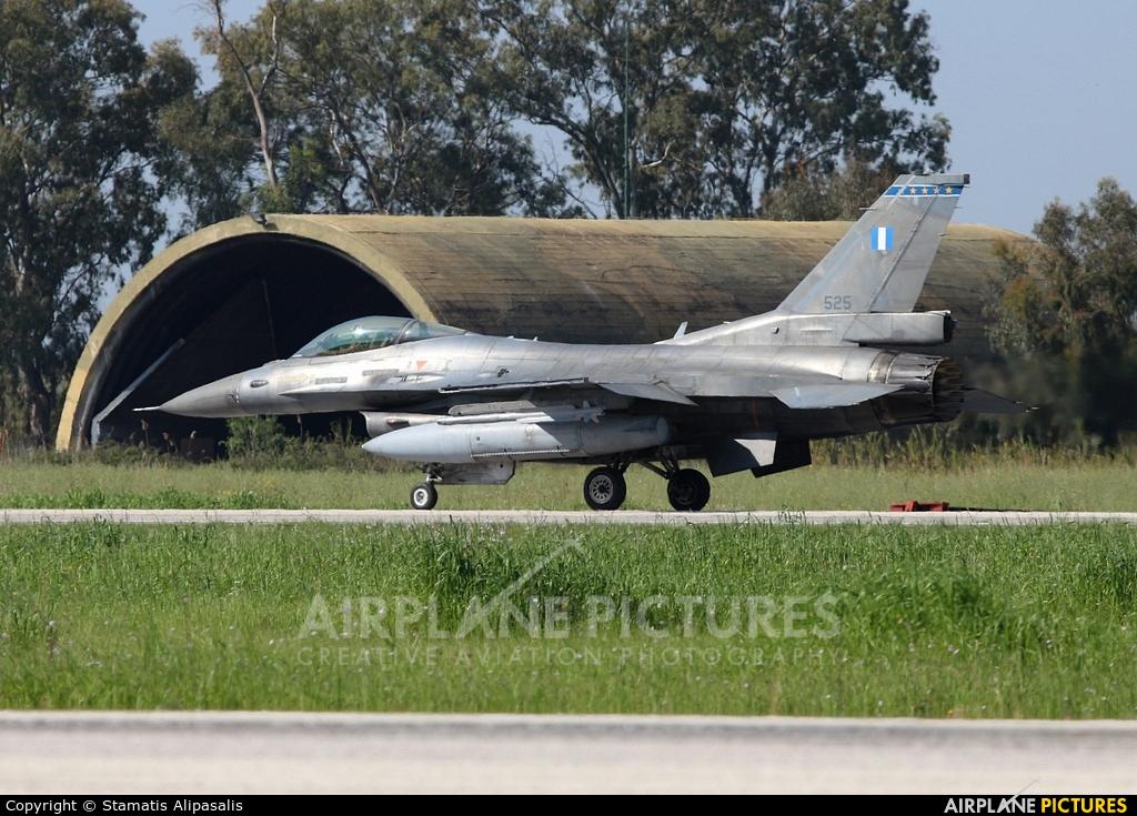 Greece - Hellenic Air Force 525 aircraft at Andravida AB