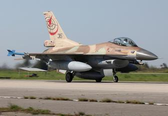 315 - Israel - Defence Force General Dynamics F-16C Fighting Falcon
