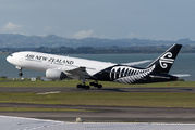 ZK-OKC - Air New Zealand Boeing 777-200ER aircraft
