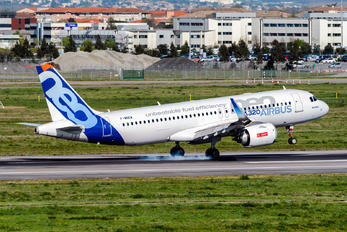 F-WNEW - Airbus Industrie Airbus A320 NEO