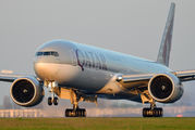 A7-BAV - Qatar Airways Boeing 777-300ER aircraft