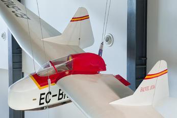 EC-BNU - Fundació Parc Aeronàutic de Catalunya Fauvel AV.36C