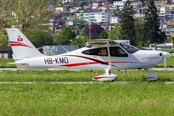 HB-KMD - Private Tecnam P2010