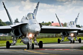 J-5022 - Switzerland - Air Force McDonnell Douglas F/A-18C Hornet