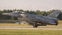 4079 - Poland - Air Force Lockheed Martin F-16D block 52+Jastrząb aircraft