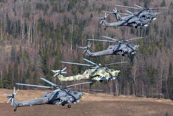 11 - Russia - Air Force Mil Mi-28