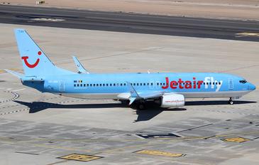 OO-JAA - Jetairfly (TUI Airlines Belgium) Boeing 737-800