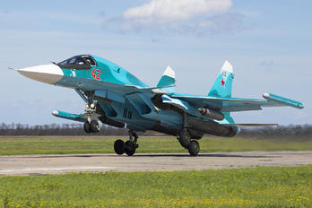 42 - Russia - Air Force Sukhoi Su-34