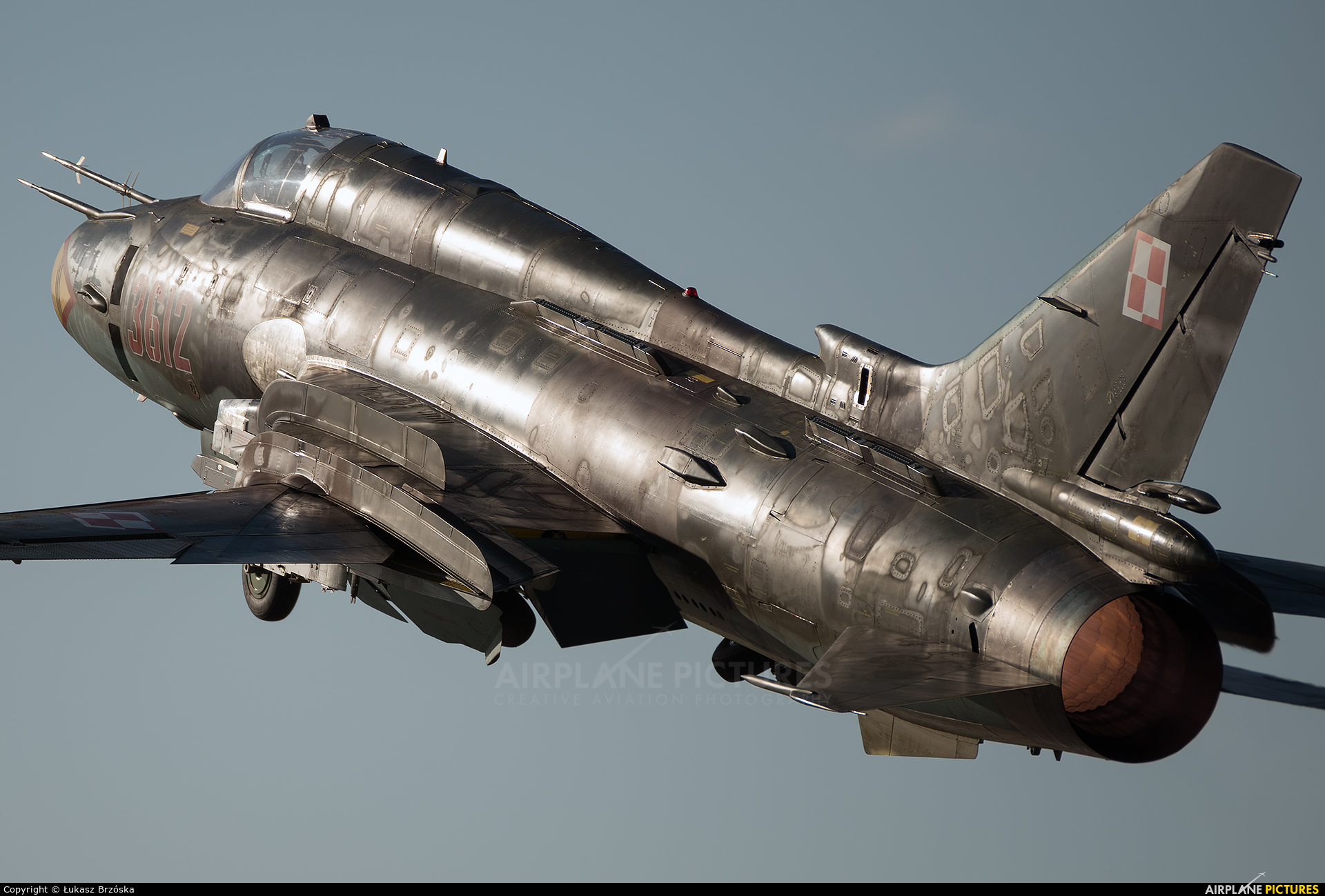 Poland - Air Force 3612 aircraft at Świdwin