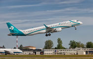 I-ADJK - Air Dolomiti Embraer ERJ-195 (190-200) aircraft