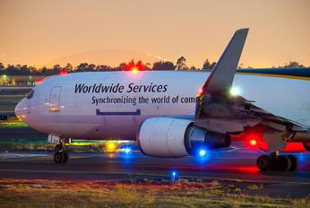 N316UP - UPS - United Parcel Service Boeing 767-300F
