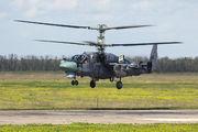 09 - Russia - Air Force Kamov Ka-52 Alligator aircraft